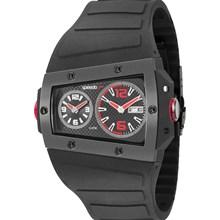 Relógio Speedo Masculino Preto Vermelho 69007G0EGNP1
