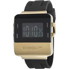 Relógio Speedo Masculino Quadrado Dourado 24848GPEVDU1