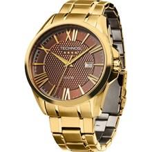 Relógio Technos Capitães da Taça Masculino Dourado 2315YP/4M