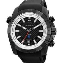 Relógio Technos Connect Masculino Preto 2039AX/8P