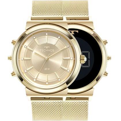 Relógio Technos Feminino Curvas 9T33AA/4X