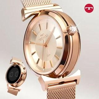 Relógio Technos Feminino Curvas 9T33AC/4J