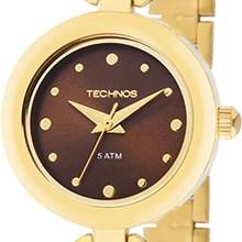 Relógio Technos Feminino Dourado 2035LZI/4M