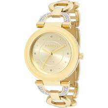 Relógio Technos Feminino Dourado Elos 2035LYO/4X