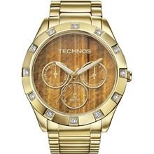 Relógio Technos Feminino Marrom 6P79AN/4M