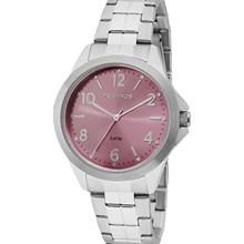 Relógio Technos Feminino Prata Rosa 2035MEJ/1T