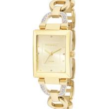 Relógio Technos Feminino Quadrado Dourado Elos 2035LYN/4X