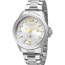 Relógio Technos Golf Masculino Prata 2115KPY/1K