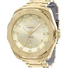 Relógio Technos Legacy Masculino Dourado 2315ABI/4X