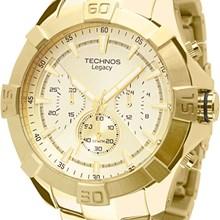 Relógio Technos Legacy Masculino Dourado JS20AH/4X