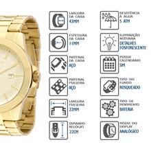 Relógio Technos Masculino 2115KNP/4X