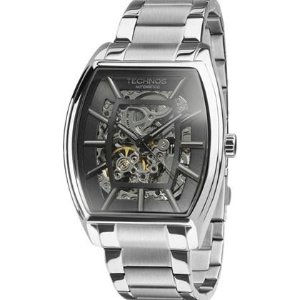 da5d40f76b3 Relógio Technos Masculino Automático MW6807 1C - My Time