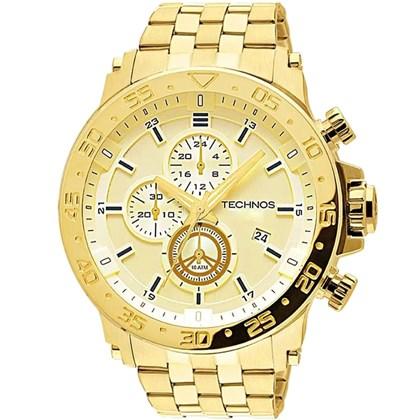 Relógio Technos Masculino Cronógrafo JS15AO/4S