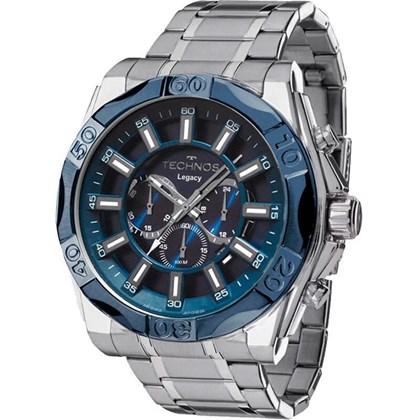 Relógio Technos Masculino Cronógrafo JS25BB/1A