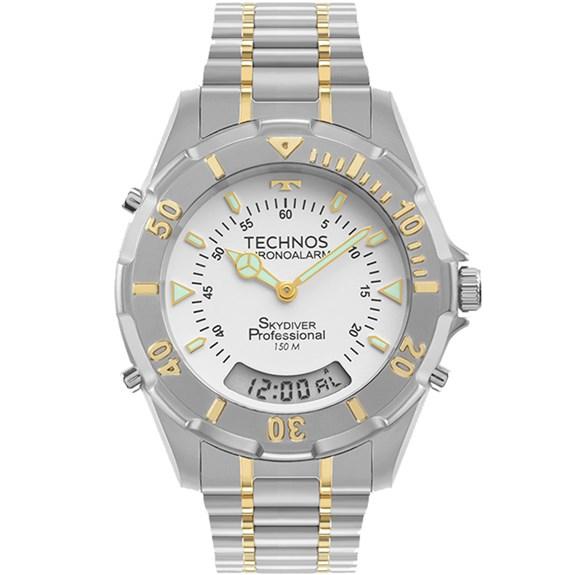 Relógio Technos Skydiver Masculino T20557S/9B