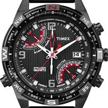Relógio Timex IQ Cronógrafo Preto T49865PL