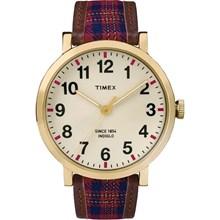 Relógio Timex Style Heritage Douraro TW2P69600