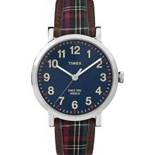 Relógio Timex Style Prata Azul TW2P69500