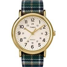 Relógio Timex Style Weekender Dourado TW2P89500