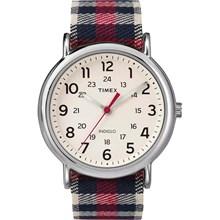 Relógio Timex Style Weekender Prata TW2P89600