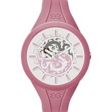 Relógio X-Games Feminino Analógico Rosa Branco XFPP0007 SLLX