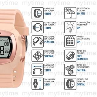 Relógio X-Games Feminino XLPPD045 BXTX