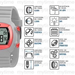 Relógio X-Games Feminino XLPPD050 BXGX