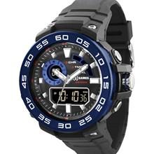 Relógio X-Games Masculino Ana-Digi Preto Azul XMPPA169 PXPX