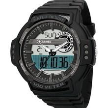 Relógio X-Games Masculino Ana-Digi Preto XMPPA107 BXPX