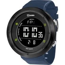 Relógio X-Games Masculino Digital Azul Preto XMPPD372 PXDX