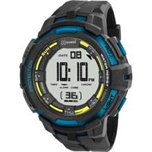 Relógio X-Games Masculino Digital Preto Azul XMPPD350
