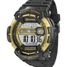 Relógio X-Games Masculino Digital Preto Dourado XMPPD276 BXPX