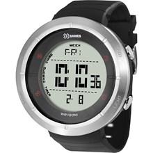 Relógio X-Games Masculino Digital Preto Prata XMPPD371 BXPX