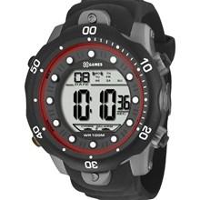 Relógio X-Games Masculino Digital Preto XMPPD355 BXPX