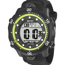 Relógio X-Games Masculino Digital Preto XMPPD357 BXPX