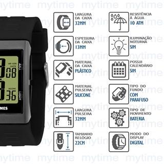 Relógio X-Games Masculino XGPPD118 FXPX
