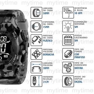 Relógio X-Games Masculino XGPPD140 PXGP