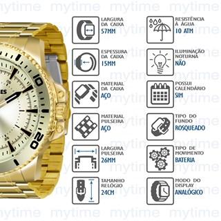 Relógio X-Games Masculino XMGS1024 C2KX