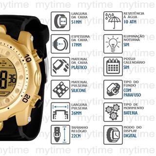 Relógio X-Games Masculino XMPPD640 CXPX