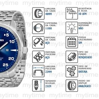 Relógio X-Games Masculino XMSS1033 D2SX