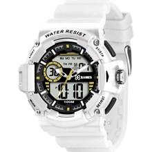 Relógio X-Games Xtyle Masculino Anadigi Branco XMPPA150