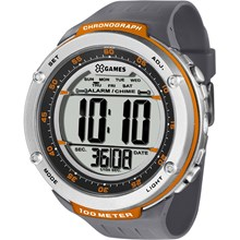 Relógio X-Games Xtyle Masculino Digital Cinza XMPPD394